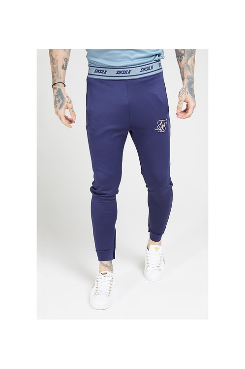 SikSilk Agility Track Pants – Urban Blue