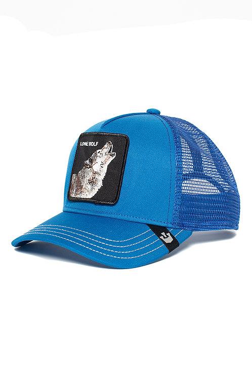 Gorra Goorin Lobo Azul Royal