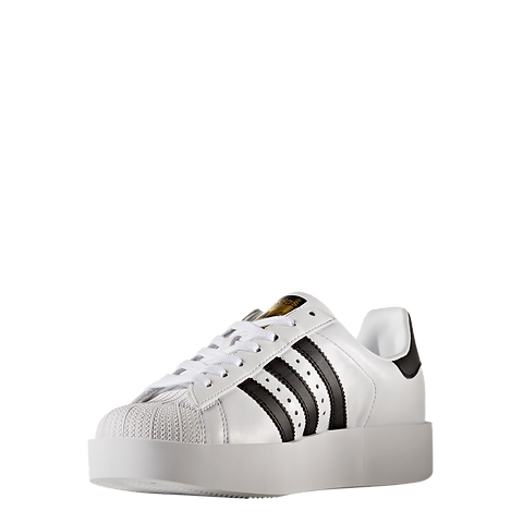 adidas superstar blancas bold