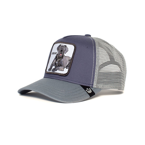 Gorra  Goorin GREAT, BLUE