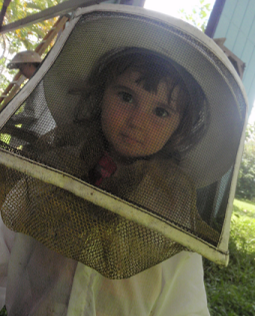 Alia ~ Age 3