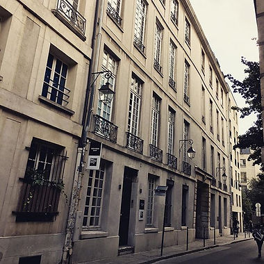 See you all soon _nanosecc #showroom #preparation #paris #onefineday