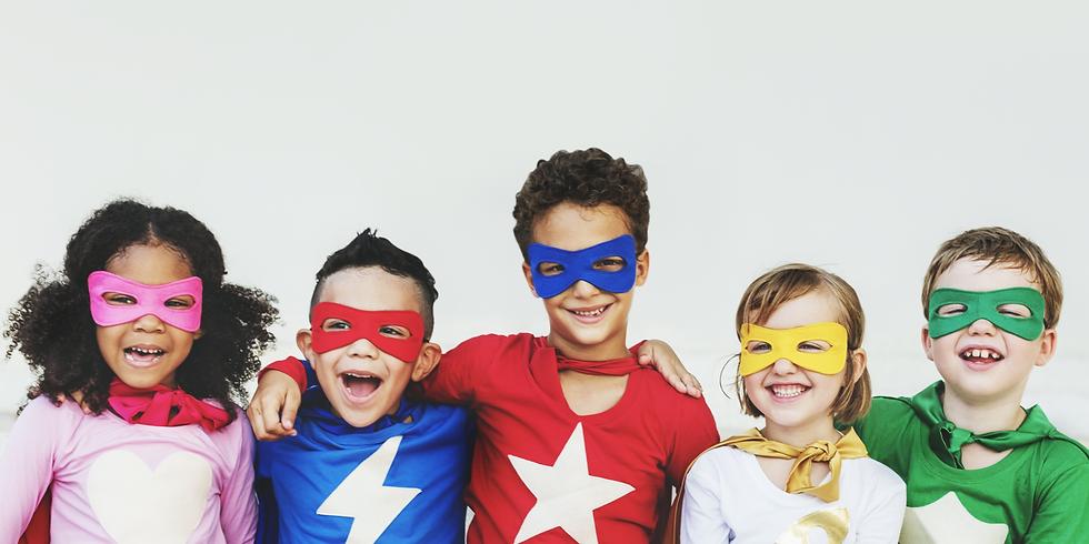 Raising Confident, Competent Children - Seminar Series