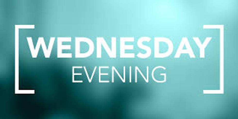 Wednesday Evening Play groups  (Winter - 1)