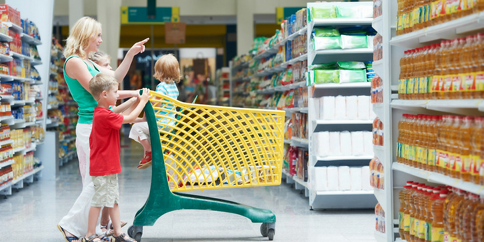 Hassle-Free Shopping With Children - Morning Session Discussion Group
