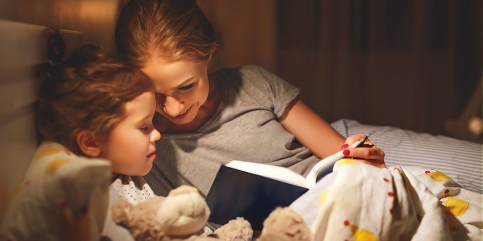 Bedtime: Developing Good Routines - Morning  Discussion Group