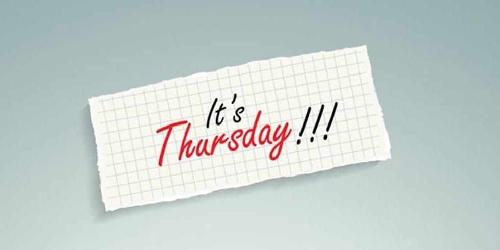 INDOOR - Eau Claire Playgroup - Thursdays