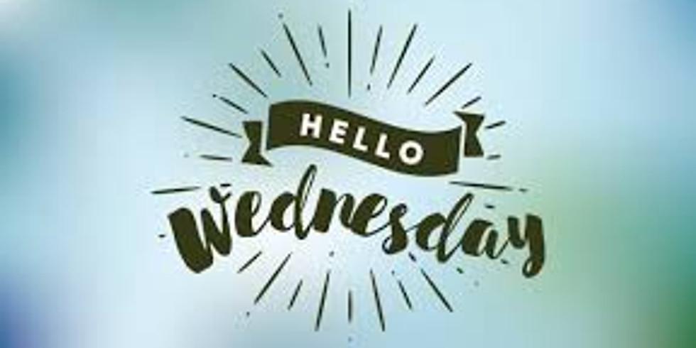 Wednesday Morning 9:15AM  Playgroup (Winter - 2)