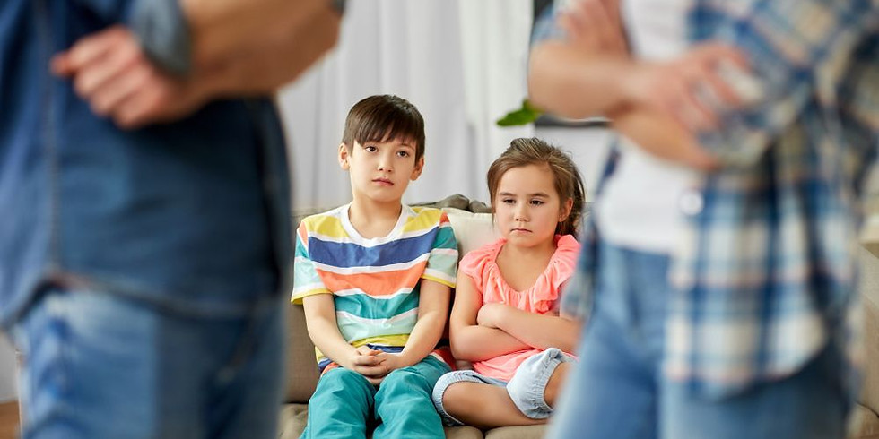 Family Transitions - (for divorcing or separated parents) - Tuesdays