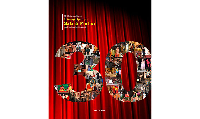 "Bildband 30 Jahre ""Salz & Pfeffer"""
