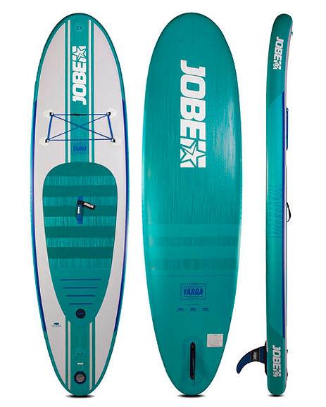 Jobe Yarra inflatable paddle board kit