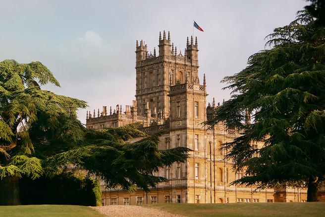 Все как в кино: на Airbnb выставлен замок из «Downton Abbey»