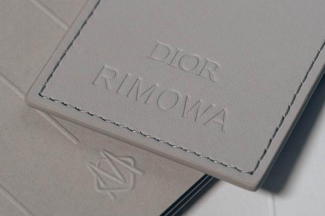 Dior x Rimowa: компактная коллаборация