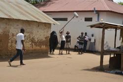 Shooting of ZAWADI