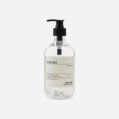 Hand soap, Silky mist Meraki