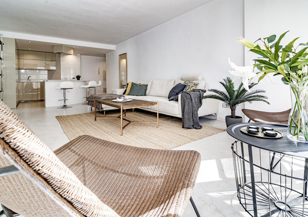 CPC- Beautiful city flat in Marbella with pool