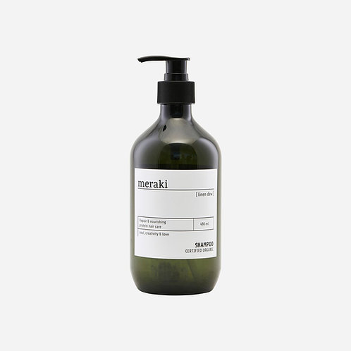 Shampoo, Linen dew Meraki