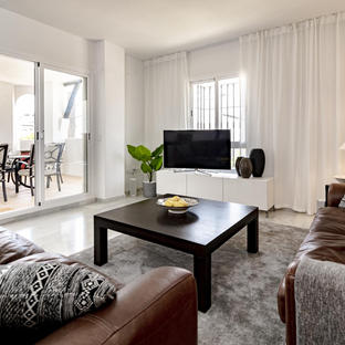 LNM16- Comfortable apartment next to Puerto Banus