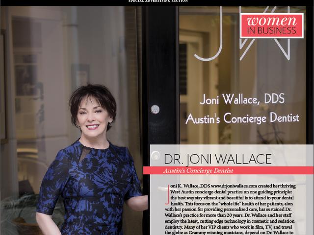 REBRANDING: DR. JONI K. WALLACE
