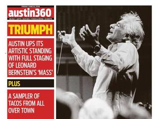 MEDIA:  BERNSTEIN MASS IN AUSTIN 360