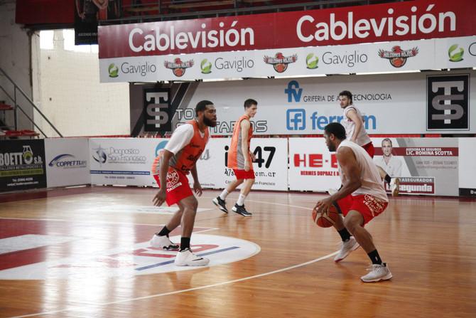 San Isidro disputará el juego inaugural de la Liga Argentina de básquet