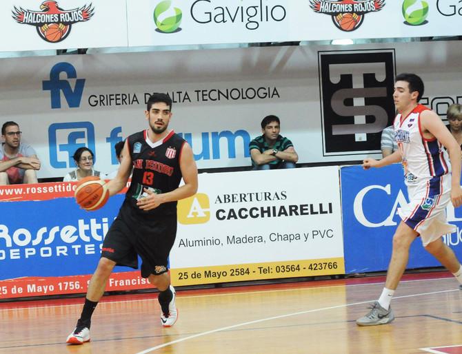Mauricio Corzo es nuevo jugador de San Isidro