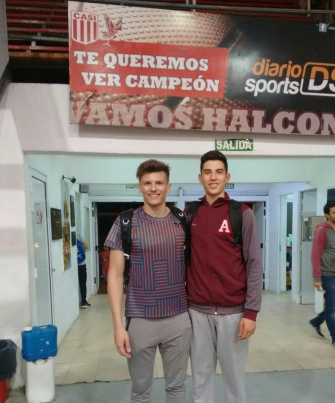 Diotto, Zezular y Vergara a la selección de Córdoba