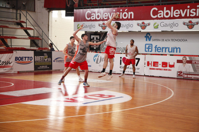 San Isidro disputará un torneo cuadrangular en Pergamino