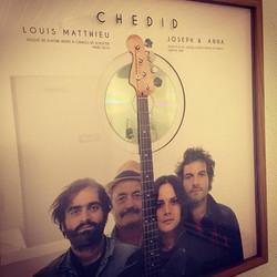 CHEDID PLATINUM RECORD