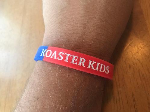 Koaster Kids Wristband