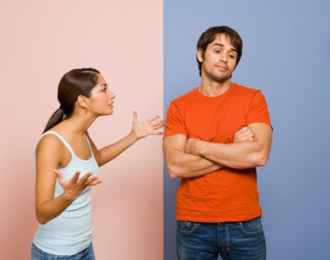 Criticism. Habits that will Kill your Marriage. The Divine Reflection