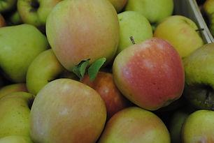 Pomme golden rosee leratess bonnes