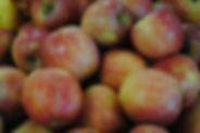 Pomme Fuji Les Jardins de la Frolle