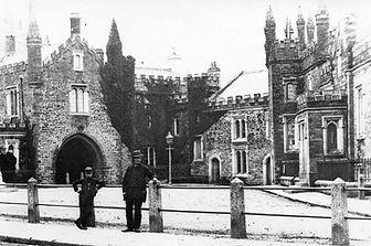 Tavistock Guildhall, c. 1875
