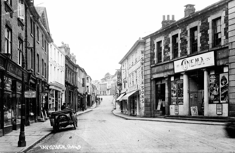 West Street, 1923