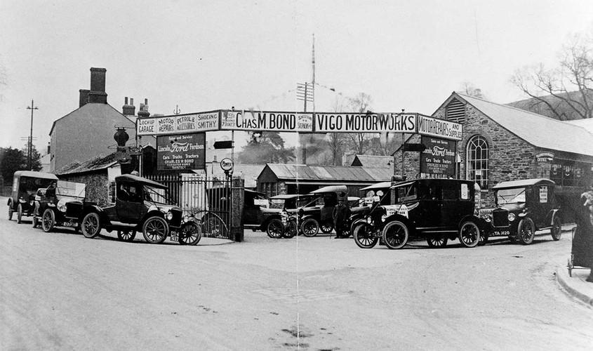 Vigo Motor Works, date unknown