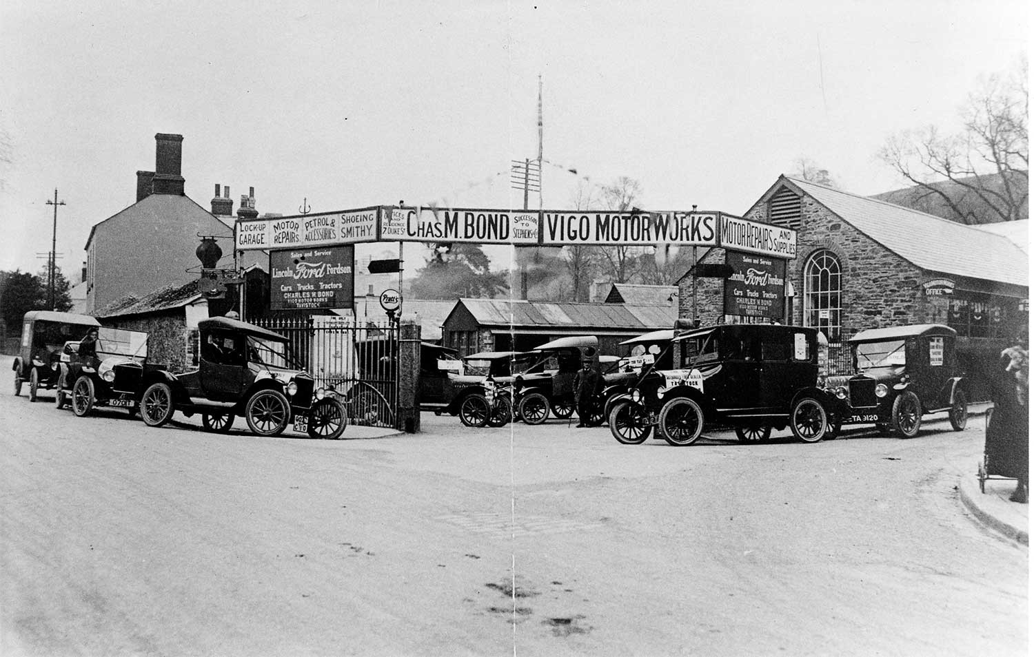 Vigo Motor Works, date unknown