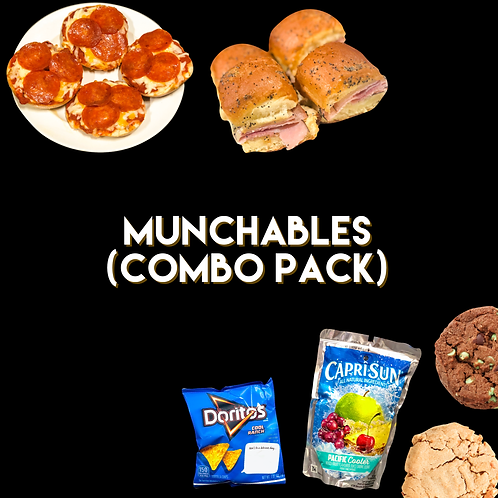 Munchables (Combo Pack)