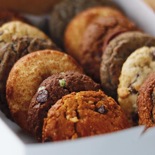 One Dozen Cookies