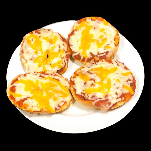 Cheese Bagel Bites