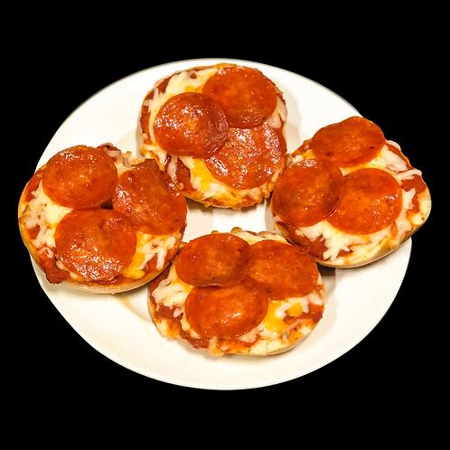 Pepperoni Pizza Bagel Bites