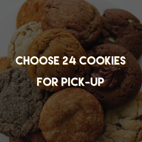 Two Dozen Cookies