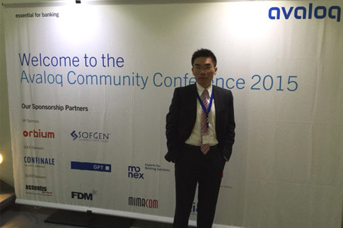 Axisoft was invited to Avaloq Partner Day & Community Conference 2015