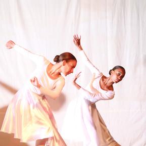 Sardia Cenac Prospere and Roxanne Didier