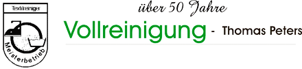 Logo Vollreinigung Peters