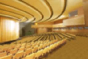 Proposed Kalita Humpreys Theater Auditorium, Kalita Humphreys Theater/Dallas Theater Center Master Plan