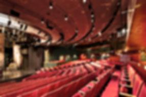 Kalita Humphreys Theater Auditorium