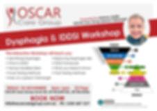 Oscar Care Group_Dysphagia IDDSI worksho