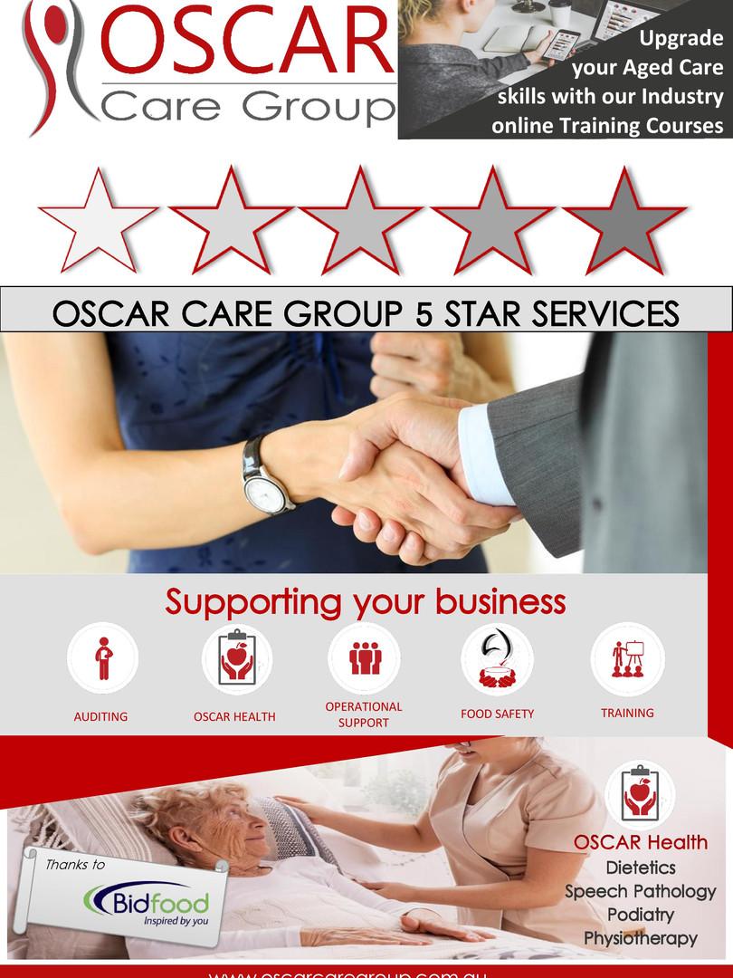 OSCAR 5 Star Services