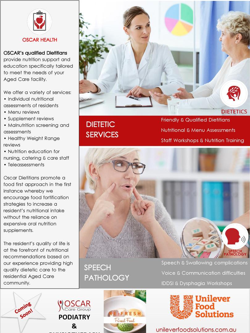 OSCAR Health services